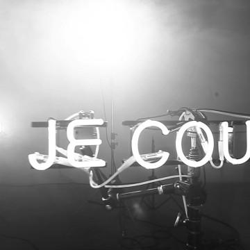 Fragile – Tournage du clip JE COURS février 2015 – 01