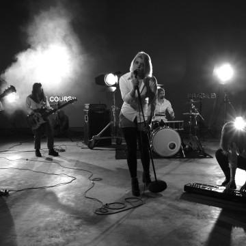 Fragile – Tournage du clip JE COURS février 2015 – 11