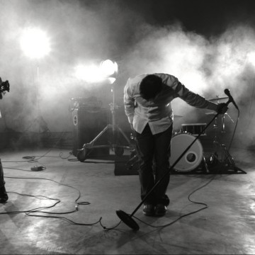 Fragile – Tournage du clip JE COURS février 2015 – 17